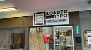 Fill Up On Greek Food At The Loaded Gyro, A Hidden Gem In Ohio's Restaurant World