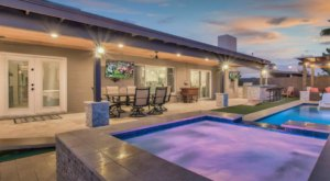 Melt Your Stress Away In An Outdoor Island Oasis In The Heart Of Arizona's Paradise Valley