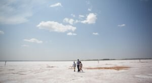 Dig For Rare Crystals At Salt Plains State Park In Oklahoma