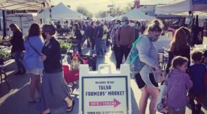 Shop From Over 75 Vendors At The Tulsa Farmer's Market, Oklahoma's Premier Farmer's Market