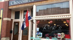 Indulge In Homemade Chocolates And Sweets At Rick's Fine Chocolates & Coffees In Small Town Oklahoma
