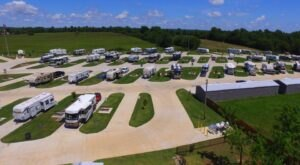 Enjoy The Newest Luxury RV Park On Grand Lake At Monkey Island RV Resort In Oklahoma
