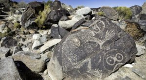 Travel To 900 A.D. This Summer When You Explore The Three Rivers Petroglyph Site In New Mexico