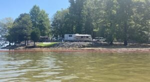 A Stay At The Lakefront Canal Campground Is Worth The Efforts For A Reservation