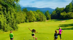Get Outdoors With The Whole Family With This Incredibly Unique Spin On Golf In New Jersey