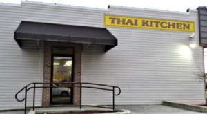 The Most Delicious Donut Shop Is Hiding In A Thai Kitchen At This Unique Restaurant Maryland