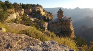 The Longest Scenic Drive In Arizona's Grand Canyon National Park Leads To 7 Breathtaking Lookout Points