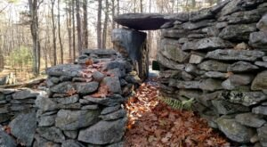 Most People Don't Know There's A Little Stonehenge In New Hampshire