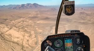 Take An Aerial Tour Of The Rugged Arizona Landscape With Volare Helicopters
