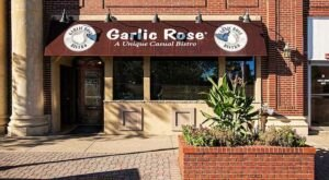 Garlic Rose Bistro Is A Garlic-Themed Restaurant In New Jersey That Will Tantalize Your Taste Buds