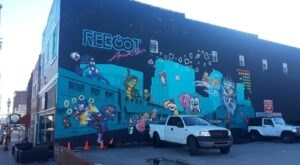 Travel Back In Time When You Visit Reboot, An Arcade Bar In North Carolina
