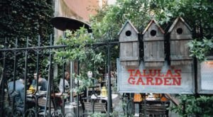 Talula's Garden In Pennsylvania Is A Secret Garden Restaurant Surrounded By Natural Beauty