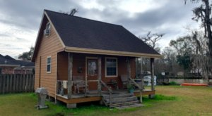 Spend The Night In A Rustic Cajun Cabin The Middle Of Louisiana's Cajun Country