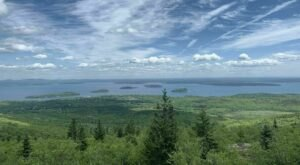 Cadillac North Ridge Trail In Maine Leads To One Of The Most Scenic Views In The State