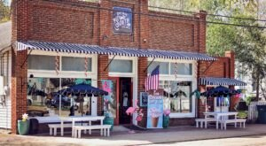 Savor The Sweet Goodness Of Ice Cream And Candy At Away Down South In Louisiana