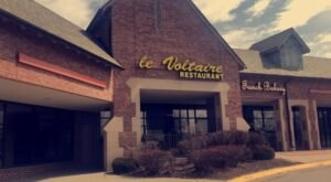 The French Restaurant In Nebraska Where You'll Find All Sorts Of Authentic Eats