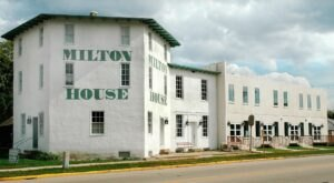 As The Last Certified Underground Railroad Station In Wisconsin, Milton House Museum Offers A Unique Peek Into The Past