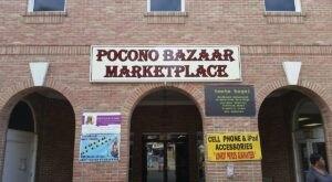 Shop Till You Drop At Pocono Bazaar, One Of The Largest Flea Markets In Pennsylvania