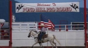 For A One Of A Kind Wild West Experience Head To The Only Rodeo In Vermont