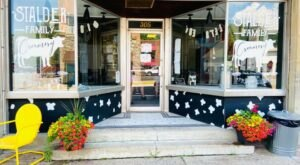 Beat The Summer Heat With Fresh Homemade Ice Cream From Stalder Family Creamery In West Virginia