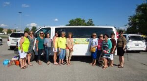 Road Trip To 4 To 6 Different Vineyards On The Winery Tours Of Southern Illinois Shuttle