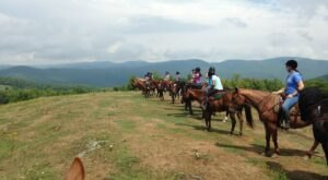 Saddle Up For A Horseback Ride At Vermont's Pond Hill Ranch For A Fantastic Family Adventure