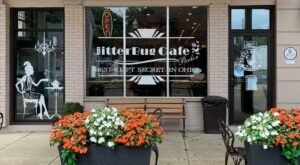The Speakeasy Decor And Historic Charm Of The Jitterbug Cafe And Parlor Will Take You Back To 1920s Ohio