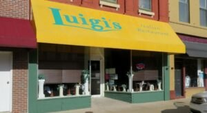 Get Your Italian Grub On At Luigis, A New Source For Your Pasta Cravings In Kansas