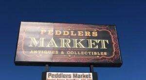 Shop 'Til You Drop At Peddler's Market, One Of The Largest Flea Markets In South Dakota