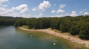 Lake Stephens Is One Of The Most Underrated Summer Destinations In West Virginia