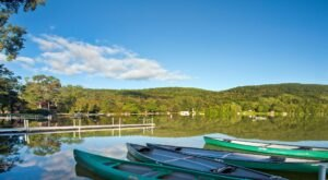 Make A Splash This Summer At These 7 Lakes In Vermont Perfect For Canoeing And Kayaking