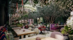 The Garden Room In Georgia Is A Secret Garden Restaurant Surrounded By Natural Beauty