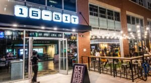 Travel Back To The '80s At 16-Bit Bar+Arcade, A Nostalgia-Themed Adult Arcade In Indiana