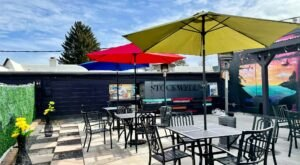 Sip And Snack Your Way Through Summer On The Stockwell's Chill N Grill Patio In Washington