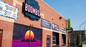 Boombox Social Is A Bar Arcade In Nebraska And It's An Adult Playground Come To Life
