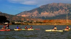 Paddle And Play All Day At Lindon Marina In Utah