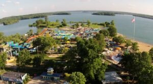 One Of The Coolest Aqua Parks In Nashville, Nashville Shores, Will Make You Feel Like A Kid Again