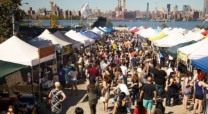 Smorgasburg Is Leaving NYC For New Jersey And We Couldn't Be More Excited About The Move
