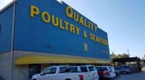 Shop And Dine At Quality Poultry And Seafood, An Expansive Market In Mississippi