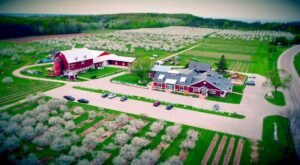 A Winery And Farm, Lautenbach's Orchard Country In Wisconsin Is A Great Day Trip Destination