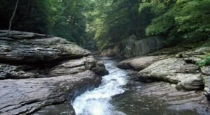 A Ride Down This Epic Natural Waterslide In Pennsylvania Will Make Your Summer Complete