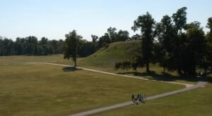 Travel Back To Prehistoric Times By Visiting Arkansas' Very Own Ancient Mounds