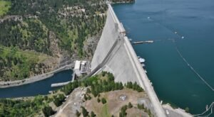 Tour The Tallest Dam In Idaho, Dworshak Dam, For A Fun And Informative Family Outing