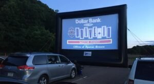 Catch A Free Film In Pittsburgh With The Return Of Dollar Bank Drive-In Movie Night This Summer
