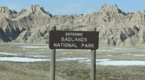 Badlands National Park Is A Scenic Outdoor Spot In South Dakota That's A Nature Lover's Dream Come True