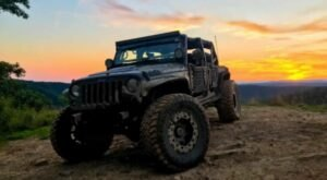 The Unique Day Trip To Burning Rock Off-Road Park In West Virginia Is A Must-Do
