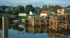 7 Small Towns In Maine That Are Full Of Charm And Perfect For A Weekend Escape