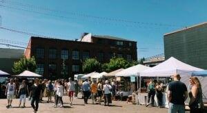 Shop 'Til You Drop At Portland Flea, One Of The Largest Flea Markets In Oregon