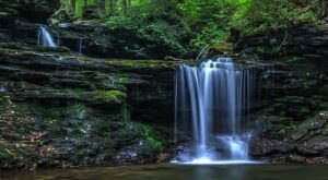 If You've Asked 'Where To Find Waterfalls Near Me,' Here's A List Of Pennsylvania's Most Popular