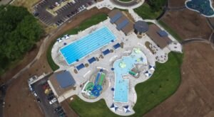 Spend A Refreshing Day Keeping Cool At Erb Pool In Wisconsin